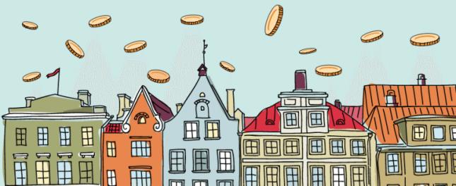 crédito comunidades de vecinos